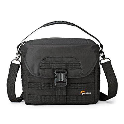 Lowepro 180 AW ProTactic Shoulder Bag for Camera - Black
