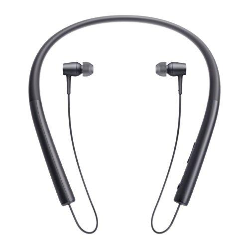 Sony MDR-EX750BT kabelloser High Resolution In-Ohr Kopfhörer (Bluetooth, Head-Set Funktion) kohlschwarz