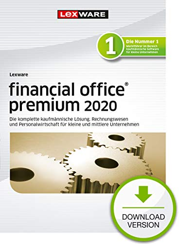 financial office premium 2020 Download Jahresversion (365-Tage)   PC   PC Aktivierungscode per Email