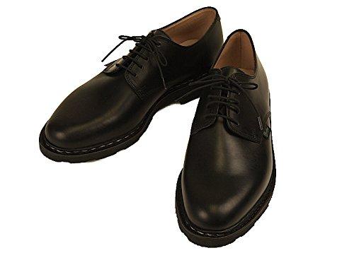 [パラブーツ] 703812 Arles Black アルル ブラック プレーントゥ Size UK7 [並行輸入品]
