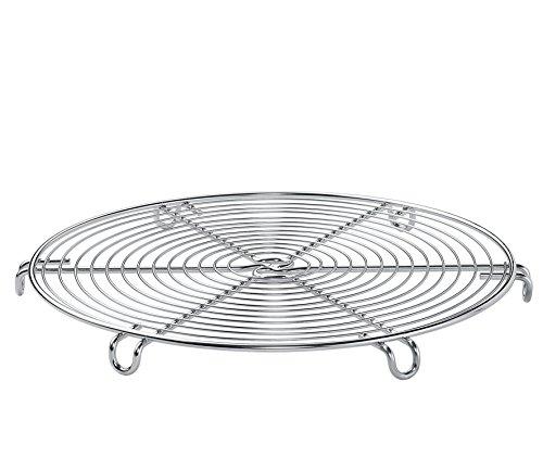 Küchenprofi 0805872836griglia raffredda Torte, Rotonda, 36cm