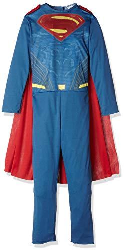 DC Comics - Disfraz de SupermanJustice League para niño, infantil 3-4 años (Rubie's 640308-S)