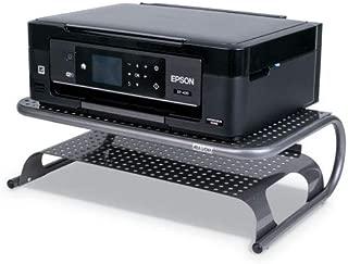 Allsop 27873 Metal Desktop Printer/Monitor Stand, 18 1/2-Inch x 12-Inch x 5 3/4-Inch, Pewter