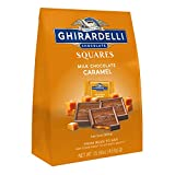 Ghirardelli Milk Chocolate Squares with Caramel Filling – 15.96 oz.
