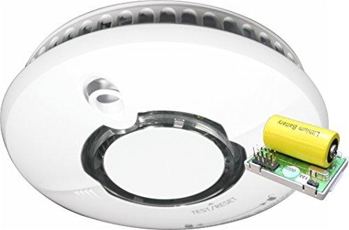 FireAngel Funkrauchmelder, weiß, ST-630 DE