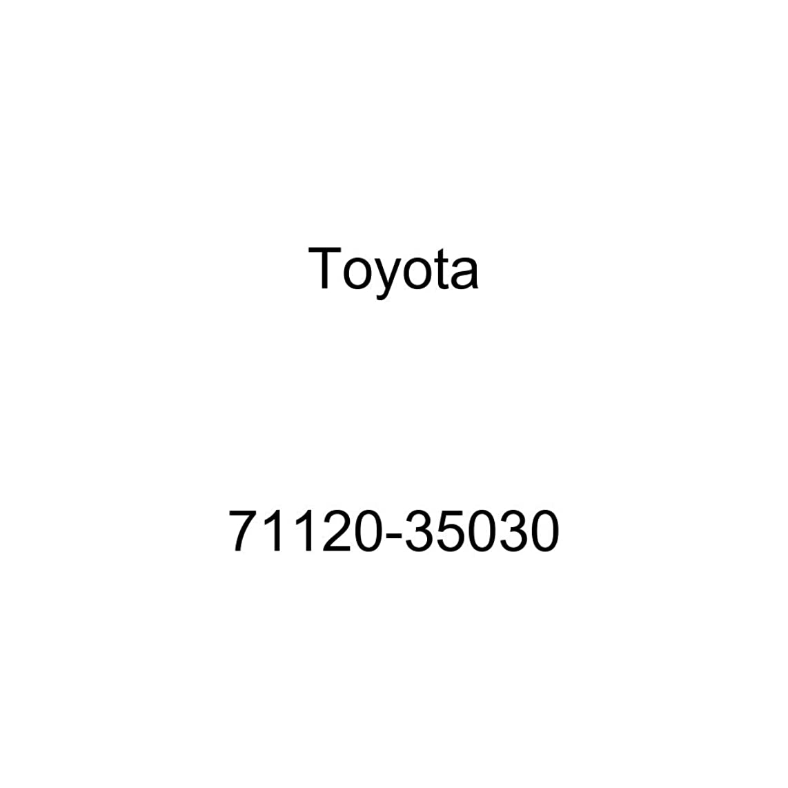 TOYOTA 71120-35030 Seat Adjuster Sub Assembly
