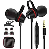 Wired Earbuds for iPhone 6s 6 5S SE, HGCXING 3.5mm...