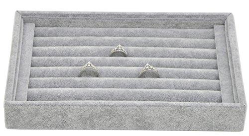 ORIGIA Set of 2 Rings Insert Jewelry Tray Cufflinks Earrings Organizer