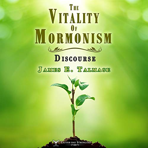 The Vitality of Mormonism Discourse audiobook cover art