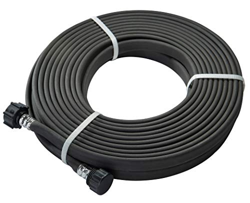 in budget affordable Green Mount 04070P Garden Immersion Hose 1/2 inch 50ft Flower Bed, Heavy Duty for Seedlings