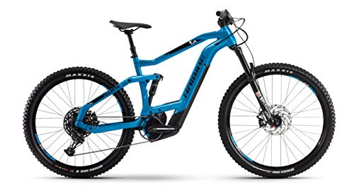 HAIBIKE Bicicleta eléctrica Xduro AllMtn 3.0 Bosch 2020 (L/47 cm, azul/negro/gris)