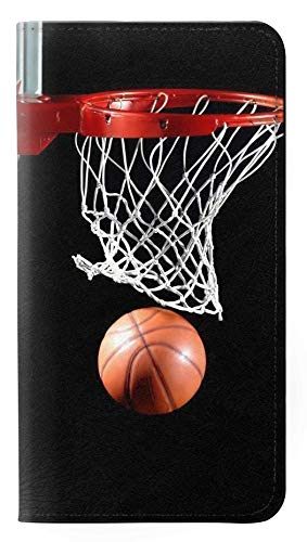 Innovedesire Basketball Flip Hülle Tasche Klappetui für Samsung Galaxy J5 (2016)