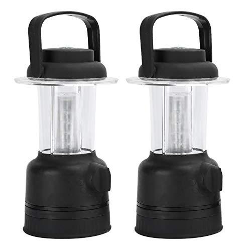 Pwshymi Lámpara de Camping Función de Nivel de brújula portátil Lámpara de Noche Lámpara de Camping LED más confiable y respetuosa con el Medio Ambiente Escalada