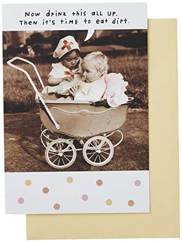 Hallmark Shoebox Funny Birthday Card for Sister (Memories)