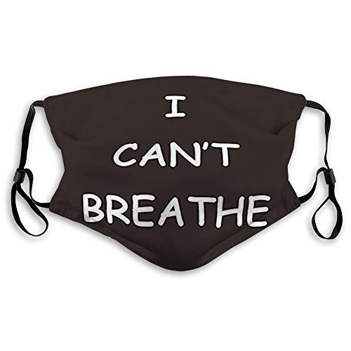 Why Should You Buy Xunulyn Reusable Outdoor Mouth Cover I Can't Breathe Reusable Cover