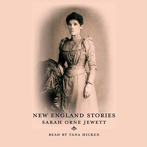New England Stories cover art