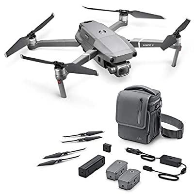 DJI Mavic 2 Pro (UK) Fly More Combo Kit