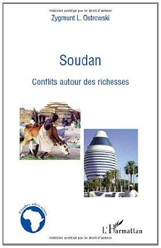 Soudan : Conflits autour des richesses (Etudes africaines) (French Edition)