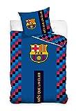FCB FC Barcelona bedlinen - draps de Lit -Ropa de Cama - biancheria da letto 140x200/70x90cm FCB192001-PP