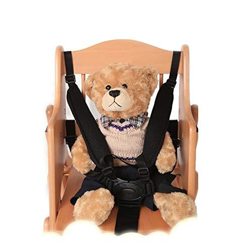 Cintura di sicurezza universale a 5 punti per passeggino, seggiolone