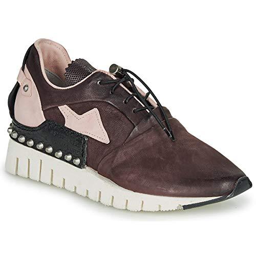 airstep / a.s.98 Denalux Sneaker Damen Braun - 41 - Sneaker Low Shoes