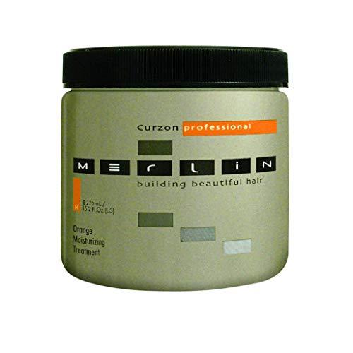 Merlin Soin hydratant hebdomadaire revitalisant 450 ml Orange