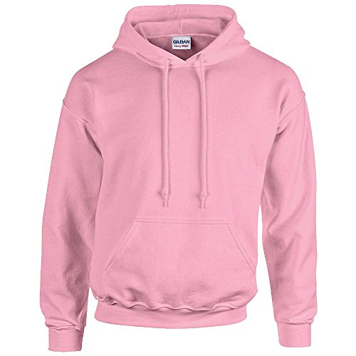 Gildan - Unisex Kapuzenpullover 'Heavy Blend' , Light Pink, Gr. XL