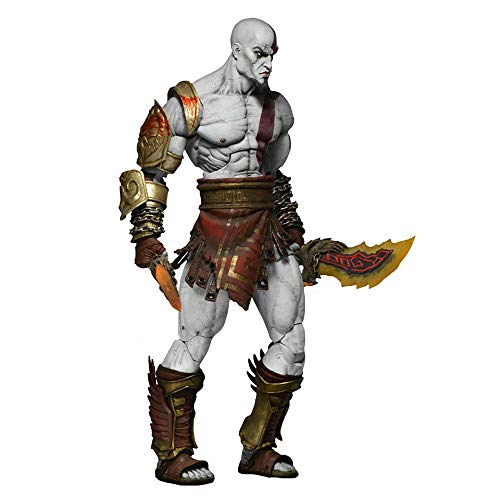 God of War 3 - Kratos - Alrededor del Juego - Modelo De Personaje - Figura De Acción - Figuras De Juego para Niños Juguetes - Decoración 20cm