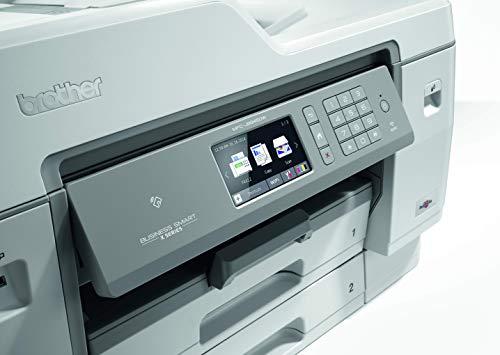 Brother MFC-J6945DW Pro Multifunktionsgerät 4 in 1   Tintenstrahldrucker   A3   LDC 9,3 cm   NFC   Ethernet & WLAN
