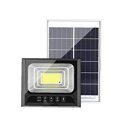 La luz de inundación solar al aire libre de la lámpara ABS Solar LED de luz LED de potencia de luz Jardín Patio Patio Camino Garaje, Casa y jardín