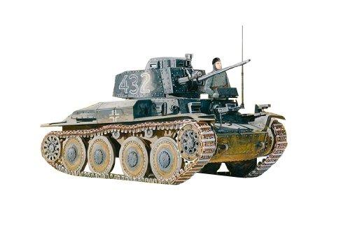 Dragon - D6434 - Maquette - Panzer 38 T AUSF E/F - Echelle 1:35