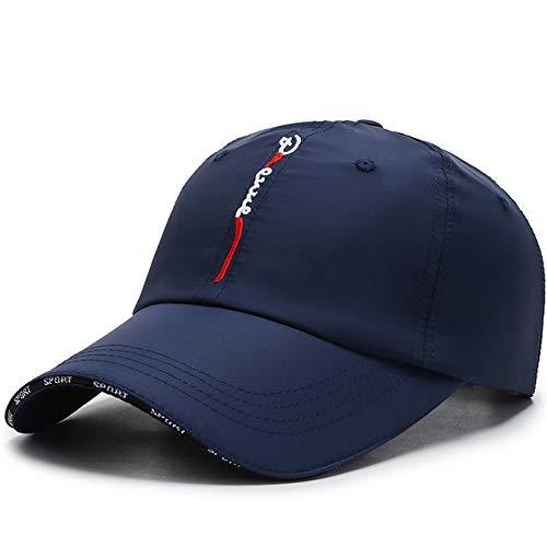 Clape Super leichte Lauf-Mütze Running-Cap Trail-Kappe für Herren Damen Fernlastfahrer-Hut-Sport-Kappe für Sport, Freizeit