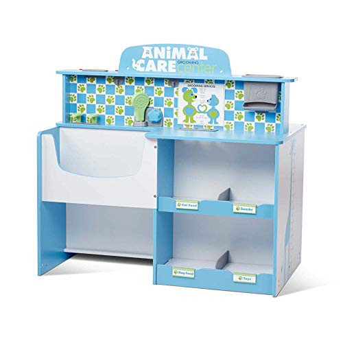 Melissa & Doug Animal Care Activity Center