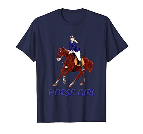amor montar caballo amor carreras graciosas caballo salvaje Camiseta