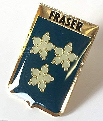 Écosse Famille Clan Nom Fraser Aigrettes Badge