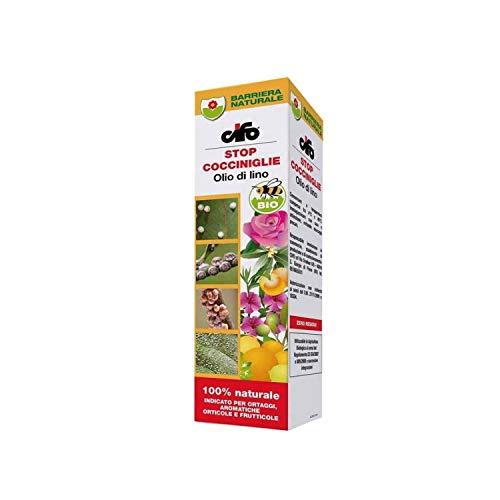 Cifo Huile de lin bio pour coccinelle, huile naturelle biologique pour coccinelle