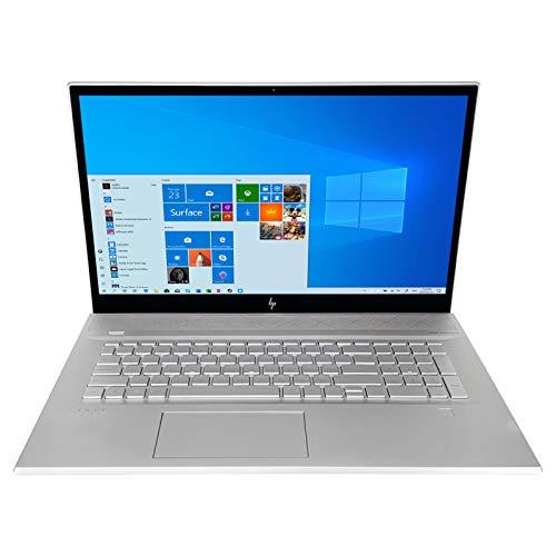 Envy 17t FHD Touchscreen Laptop + TEKi Wireless Mouse (Bundle) - 11th Gen Intel Core i7-1165G7 up to 4.70 GHz CPU, 16GB RAM, 256GB SSD + 2TB HDD, Intel Iris Xe Graphics, DVD+/-RW, Windows 10 Pro