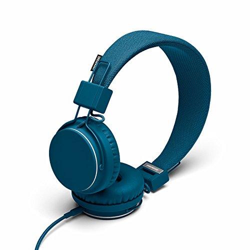 Urbanears Plattan On-Ear-Kopfhörer (115dB, 3,5mm Klinkenstecker, 1,2m) Indigo