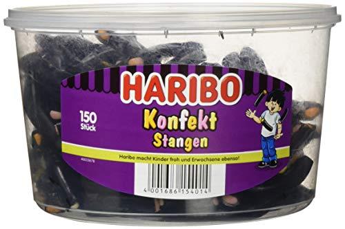 Haribo Konfektstangen: 150 Stück