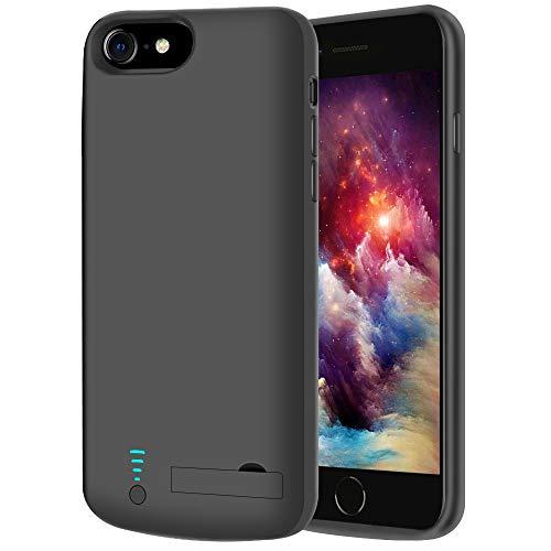 RUNSY Coque de batterie rechargeable pour iPhone SE 2020/8/7/6S/6 ...