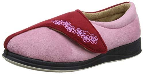 Padders , Damen , Pink (Pink/Rot), 38 EU