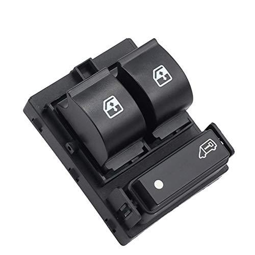 MNBHD Interruptor de ventana de coche 735487419 7354217140 735421419 6490X9 ajuste para Fiat Ducato/Doblo controlador botón 12 V vidrio elevador interruptor