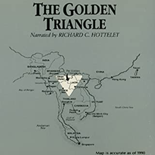 The Golden Triangle audiobook cover art