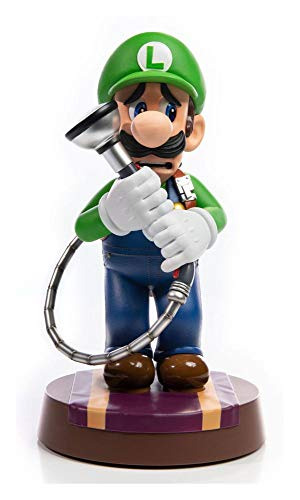 First 4 Figures- Luigi Figura Coleccionable (LM03ST)