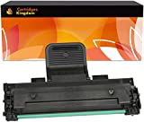 Cartridges Kingdom Schwarz Toner kompatibel für Samsung SCX-4725F, SCX-4725FN