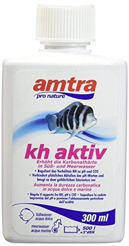 AMTRA Kh Aktiv Traitement de l'Eau pour Aquariophilie 300 ml