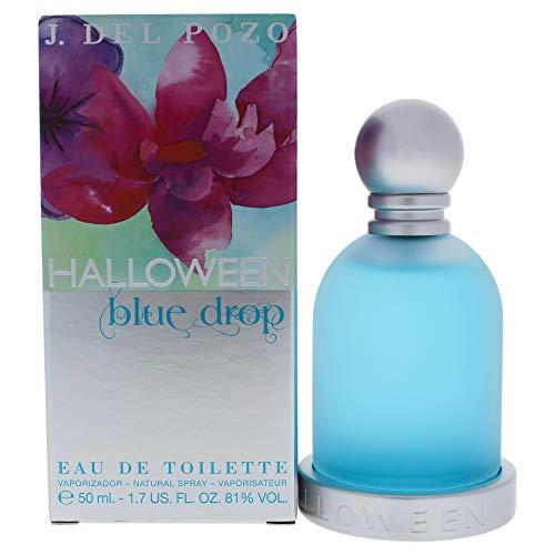 J. Del Pozo Halloween blue drop