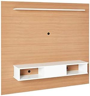 Midtown Concept 2-shelf 70-inch TV Board, White/Walnut (B07TK5GGSV) | Amazon price tracker / tracking, Amazon price history charts, Amazon price watches, Amazon price drop alerts