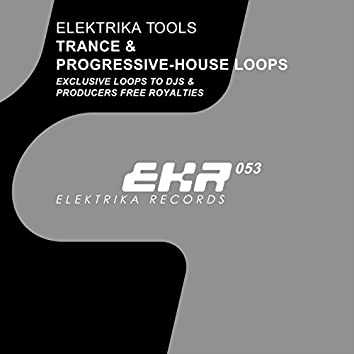 Trance & Progressive House Loops