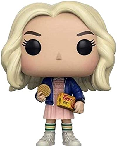 Stranger Things Pop  Vinyl Figur 421 Eleven with Eggos (0cm x 9cm)